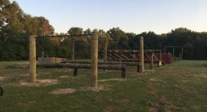 Missouri Military Academy Debuts New Marine Obstacle Course