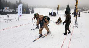 North Georgia Cadets represent US in Military Ski Competition