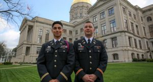 North Georgia Cadets honored by Georgia Governor