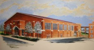 Fishburne Building New Field House