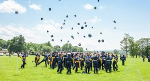 Randolph-Macon Class of 2018 Encouraged to Live by Their Gratitude