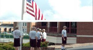 Fishburne Military School honors their school family