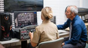 Admiral Farragut Academy Aviation Department awarded grant by American Airlines