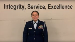 Utah Military Academy Cadet Wins AMCSUS Leadership Award