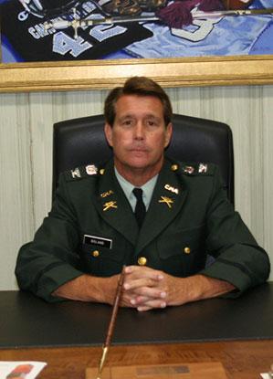 Colonel Eric Boland CMA, PhD
