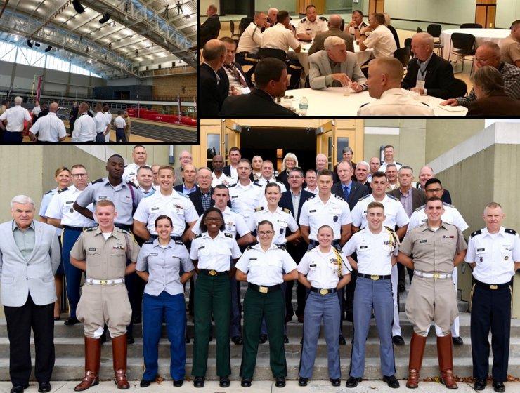 AMCSUS Senior Military Conference