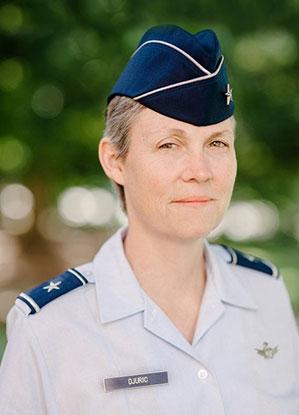 Brigadier General Terry Djuric, USAF, Ret.