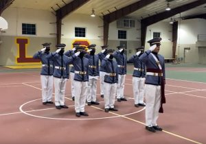 Missouri Military Academy Drill