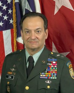 St John's Northwestern Academies appoints 2 star Major General as its 18th President