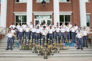 Missouri Military AcademyEarn 1st & 2nd Place in National Drill TeamCompetition