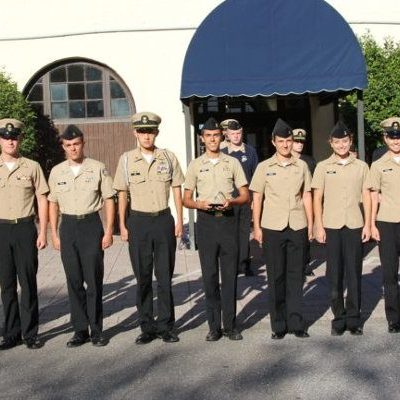 Farragut earns 1st place in AMCSUS Physical Fitness Challenge